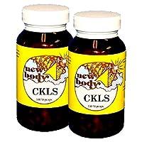 New Body Products - CKLS (Colon, Kidney, Liver & Spleen) Cleanser Herbal Formula - 2 Pack (2)
