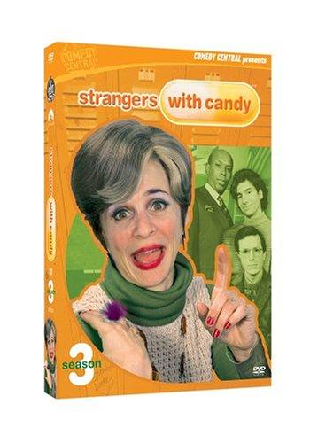 DVD : Bernie McInerney - Strangers With Candy: Season 3 (Full Frame)