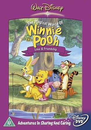 Ο μαγικός κόσμος του Γουΐνι: Αγάπη και Φιλία / The Magical World of Winnie the Pooh: Love and Friendship (2004) online μεταγλωττισμένο