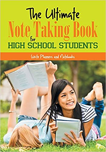 The Ultimate Note Taking Book for High School Students