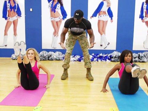 DCC Tabata Fitness Drill