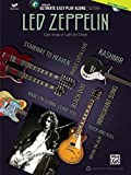 UEPA Led Zeppelin Guitar (with DVD) (Ultimate Easy Play-Along)