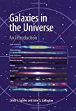 img - for Galaxies in the Universe: An Introduction by Sparke, Linda S., Gallagher III, John S. (2000) Paperback book / textbook / text book