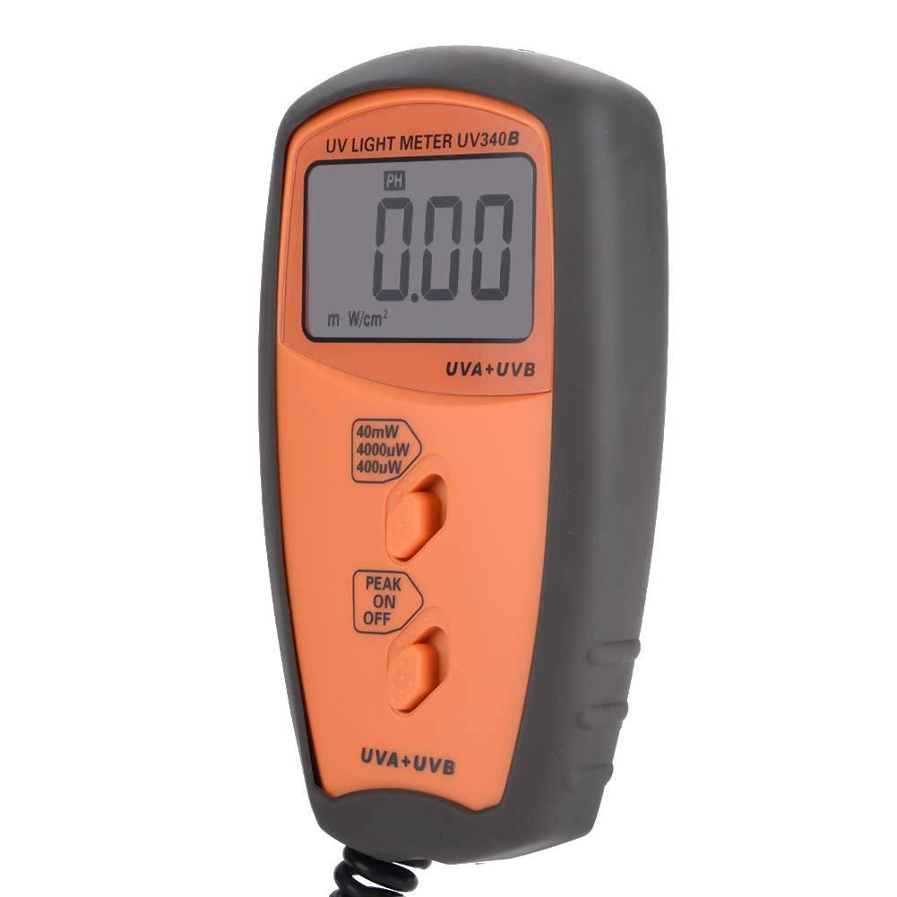 Acogedor UV Light Meter, UV340B Digital Portable Handheld UV Light Meter. UVA UVB Intensity Measure Tester by Acogedor (Image #6)