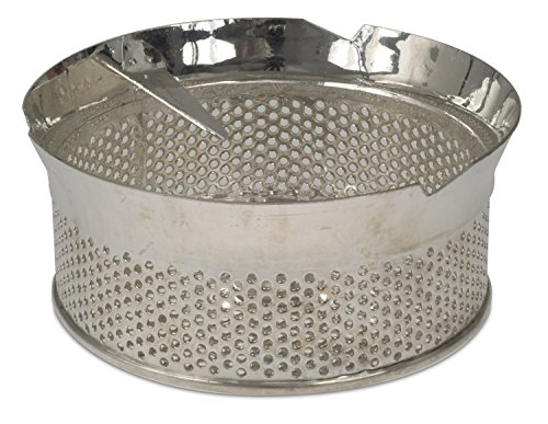 JB Prince 4mm Grill for 15 Qt Food Mill
