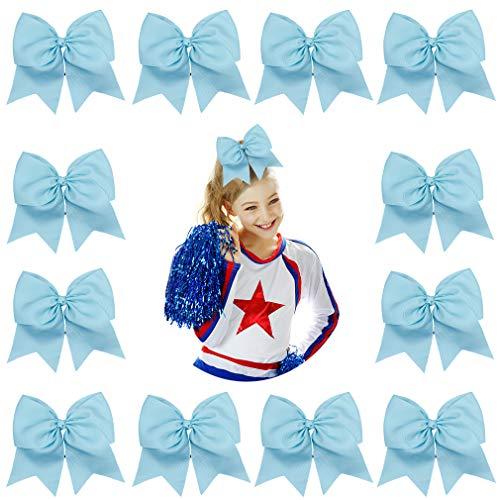 Blue Lite Glitter - DEEKA 12PCS 8