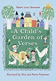 img - for Robert Louis Stevenson's A Child's Garden of Verses (Golden Books Edition) book / textbook / text book