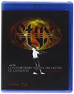 Styx & The Contemporary Youth Orchestra Of Cleveland - One With Everything [Blu-ray]