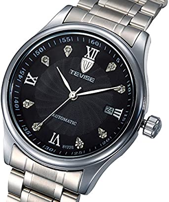 Reloj ZHANGZZ Reloj de Gama Alta, Reloj mecánico automático TEVISE ...