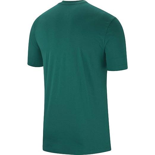 Jordan Vertical Camiseta Hombre Verde XS (X-Small): Amazon.es ...
