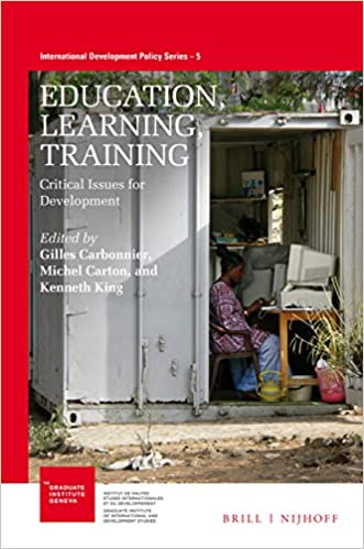 Book Education, Learning, Training: Critical Issues for Development (International Development Policy)