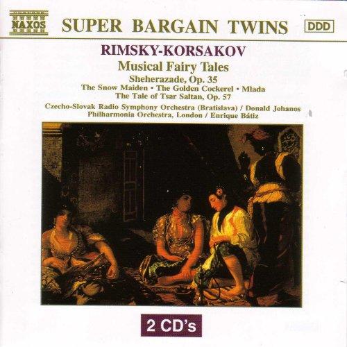 Rimsky - Korsakov : Musical Fairy Tales