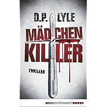 Mädchenkiller: Thriller (Dub Walker 2) (German Edition)