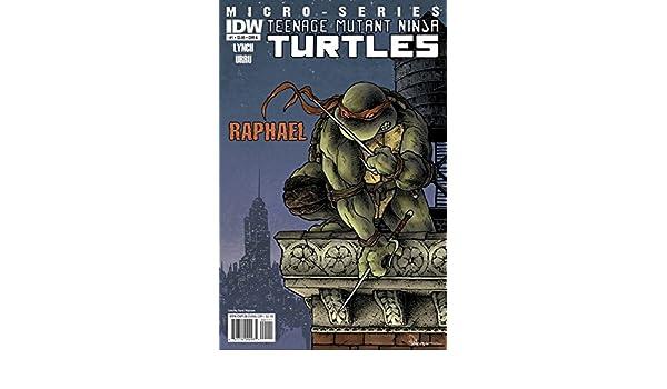 Teenage Mutant Ninja Turtles Micro Series #1: Raphael ...