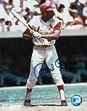 Orlando Cepeda Signed Photograph - 8x10 - Autographed MLB Photos