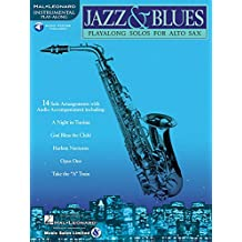 Jazz & Blues: Play-Along Solos for Alto Sax