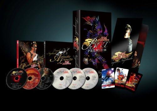 30th Anniversary BOX from 長渕剛 PREMIUM
