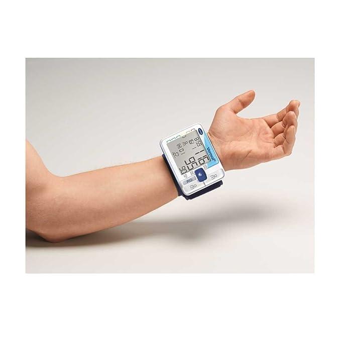Hartmann veroval Tensiómetro de muñeca, calidad sello Esh, manguito, cable USB: Amazon.es: Salud y cuidado personal