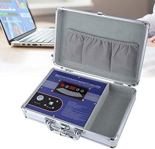 El analizador magnético de resonancia cuántica, escáner de salud ...
