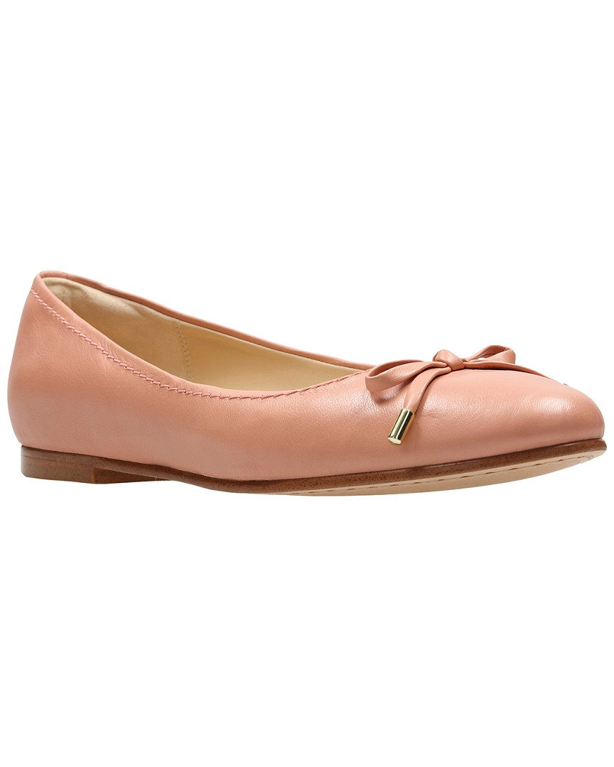 Clarks - Womens Grace Anna Shoe B07768CPK4 8 M US|Pink Leather