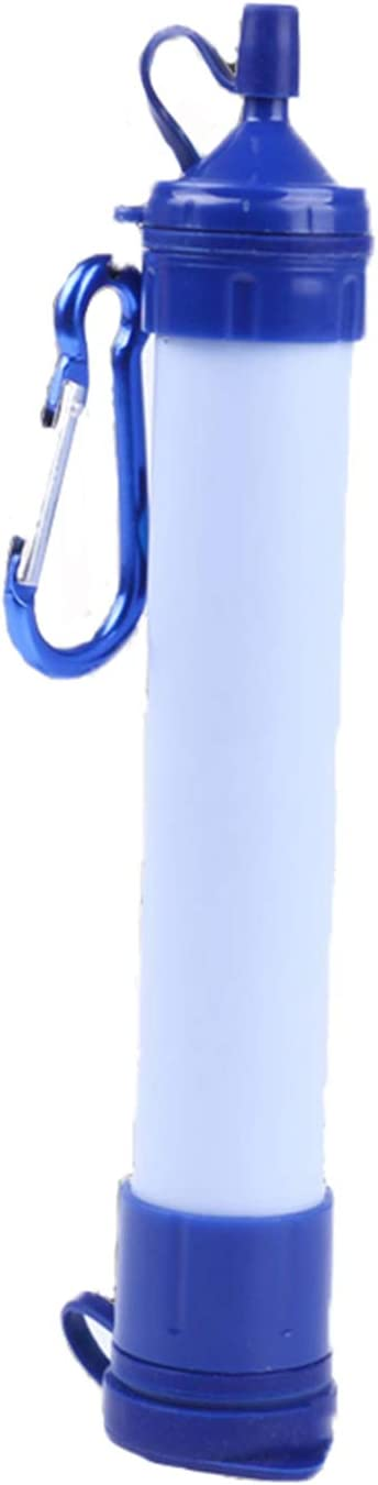 Backpacking and Emergency USIPuretal Personal Portable Water Filter for Camping Hiking