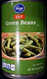 Kroger Cut Green Beans 14.5 Oz (Pack of 6)