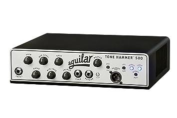 Aguilar Tone Hammer 500Amplificador de efectos Bass cabezales