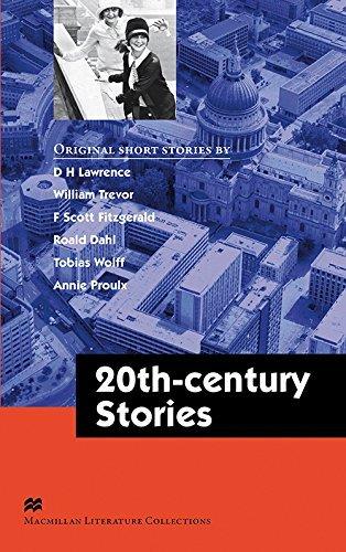 Macmillan Literature Collections Twentieth Century Stories Advanced Level by Ceri Jones - Shopping Irvine Mall