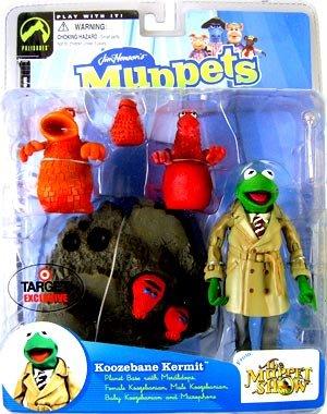 Amazon.com: Muppet Show Exclusive Koozebane Kermit by ...