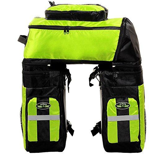 ReviewMeta.com  PASS  FJQXZ Extra Large Bike Pannier Bag 70L Bicycle Rack Trunk  Bag Rear Seat Saddle Bag(Green)  Amazon Review Analysis 3bd5a9c12df2d