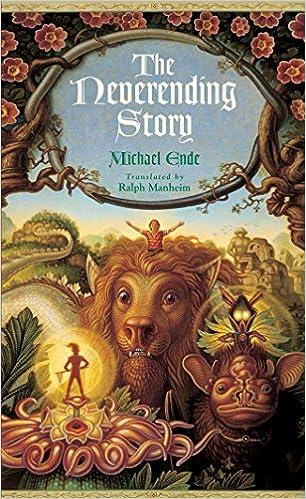 the neverending story michael ende ralph manheim 9780140386332