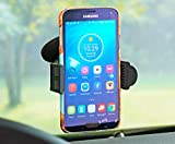High Road Android and iPhone Car Cell Phone Holder Windshield Mount