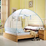 Folding Mosquito Net Tent Canopy Curtains for Beds 23