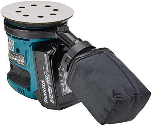 Makita XOB01 18-volt LXT Orbit Sander Discontinued by Manufacturer