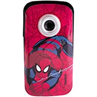 Spiderman 38044-WM Digital Camcorder with 2-Inch LCD (Red)