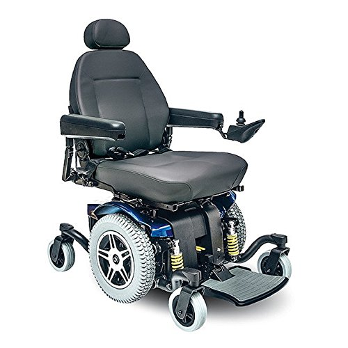 Pride Mobility Jazzy 614 HD - Heavy Duty Power Chair - Vi...