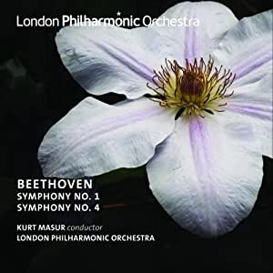 Beethoven: Symphony No. 1 & Symphony No. 4