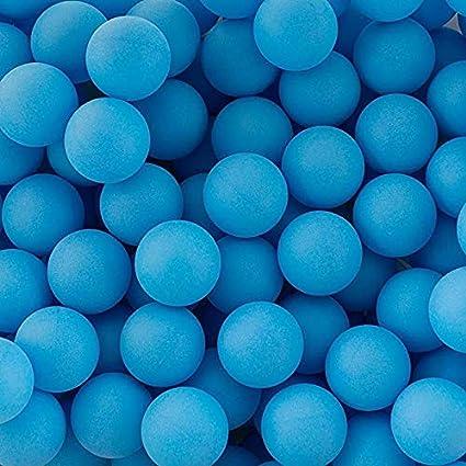 Yoran Beer Ping Pong Bolas de Ping-Pong PP Mesa Pelota de Tenis ...