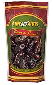 We Got Nuts Two Pounds Of Medjool Dates