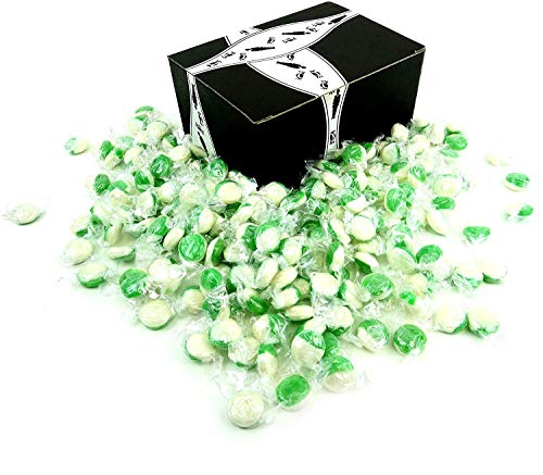 Cuckoo Luckoo Key Lime Disks 2 lb Bag in a BlackTie Box