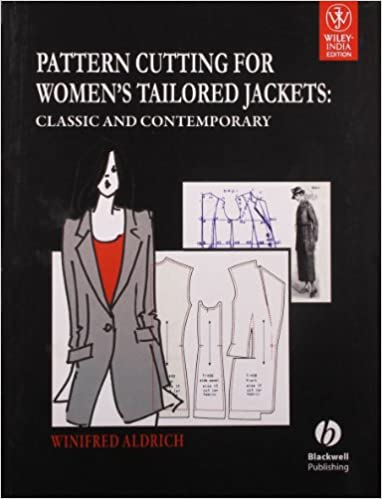 Buy pattern cutting for womens tailored jackets classic and buy pattern cutting for womens tailored jackets classic and contemporary book online at low prices in india pattern cutting for womens tailored fandeluxe Image collections