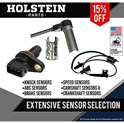 Holstein Parts  2CRK0354 Crankshaft Position Sensor: Automotive