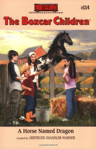 A Horse Named Dragon (Boxcar Children Mysteries) - Book #114 of the Boxcar Children