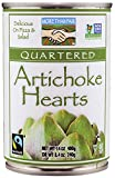 More Than Fair Quartered Artichoke Hearts, 14 Ounce