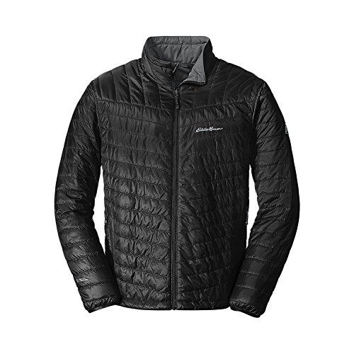 Eddie Bauer Men's IgniteLite Reversible Jacket, Blk XL by Eddie Bauer