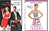 Katherine Heigl 2-Movie Romantic Comedy Bundle - The Ugly Truth & 27 Dresses 2-DVD Set
