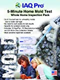 IAQ Pro 5-Minute Mold Test Whole Home Inspection Pack