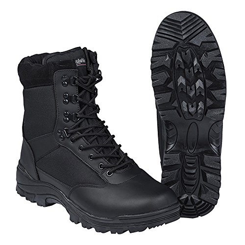 Mil-tec bottes swat noir taille 41