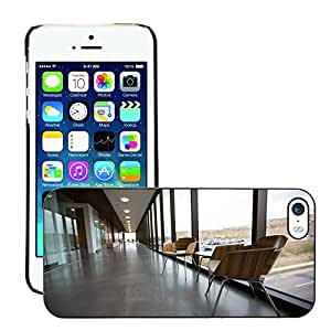 Hot Style Cell Phone PC Hard Case Cover // M00168961 Furniture Chairs Table Relax // Apple iPhone 5 5S 5G