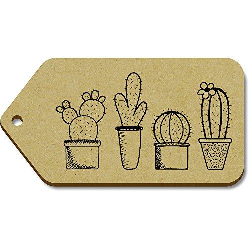 tg00069728 'fila Azeeda Etiquetas De Cactus' 51mm 10 Regalo equipaje Grande 99mm X PPqapfg